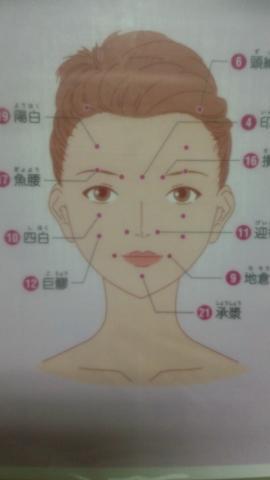 芸能人も美容鍼が好きらしい。