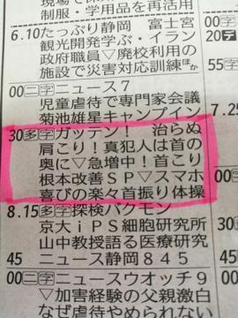 NHK がってん!で東洋医学